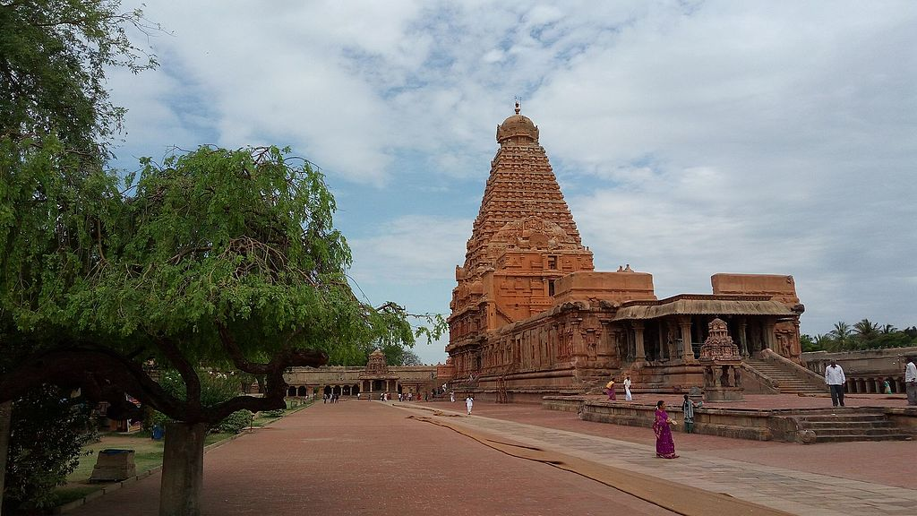 布里哈迪希瓦拉神廟 (Photo by Vigneshmmc, License: CC BY-SA 4.0, Wikimedia Commons提供)