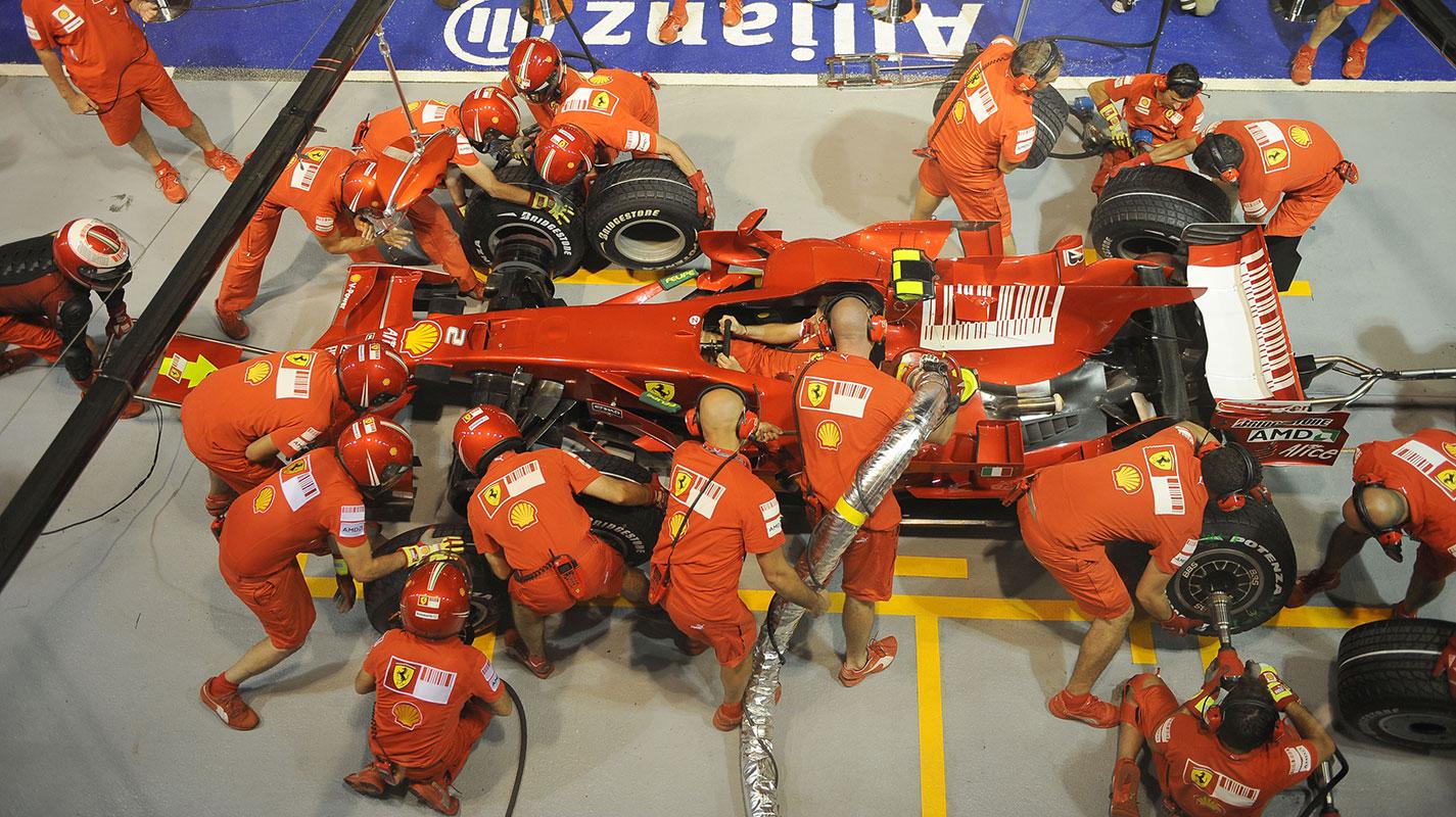 Todt要F1考慮讓加油作業在2021年重返