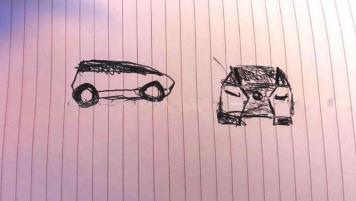 外媒透過手繪方式,將目前掌握到 Lexus 最新電動概念車的資訊展示出來。