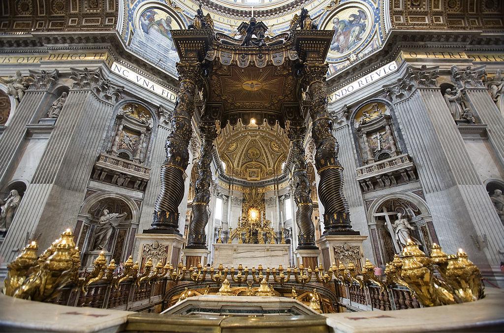 聖彼得大教堂 (Photo by Jorge Royan, License: CC BY-SA 3.0, Wikimedia Commons提供)