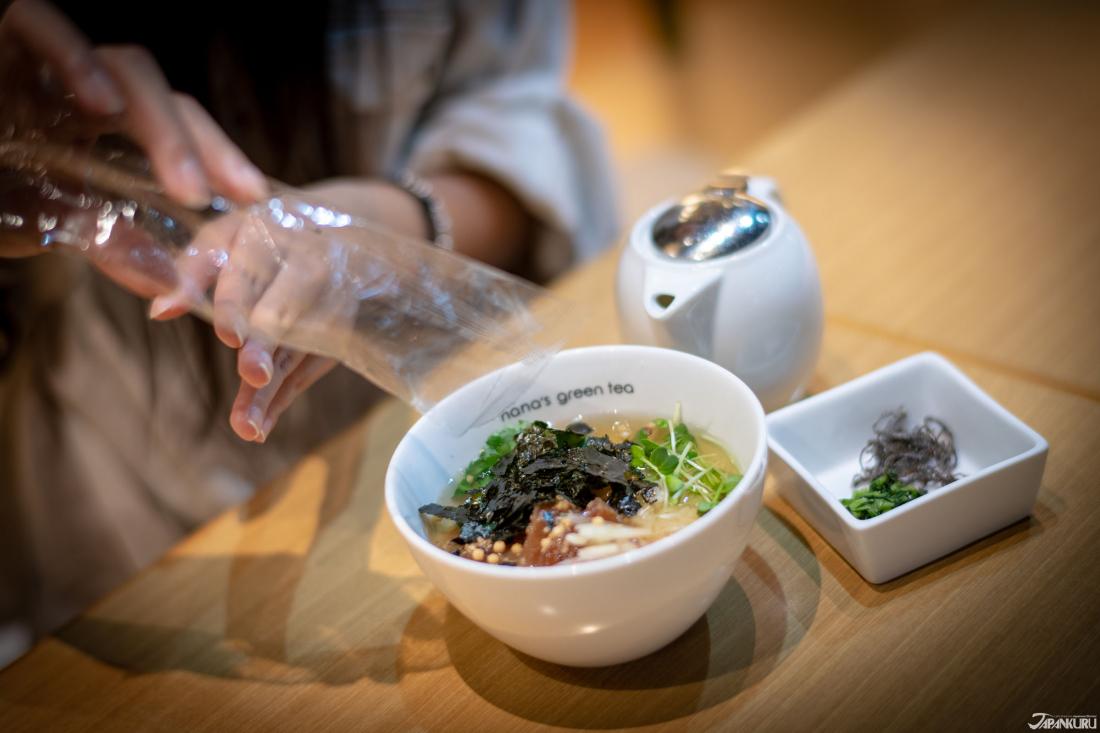 茶泡飯系列990日圓起