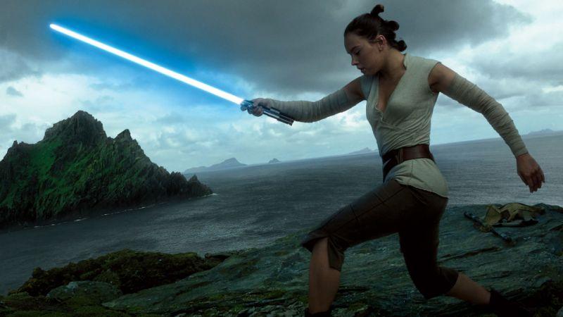 黛西蕾德莉:《星戰9》有史上最棒的光劍大戰