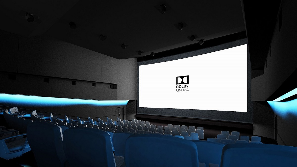 Shochiku Dolby Cinema