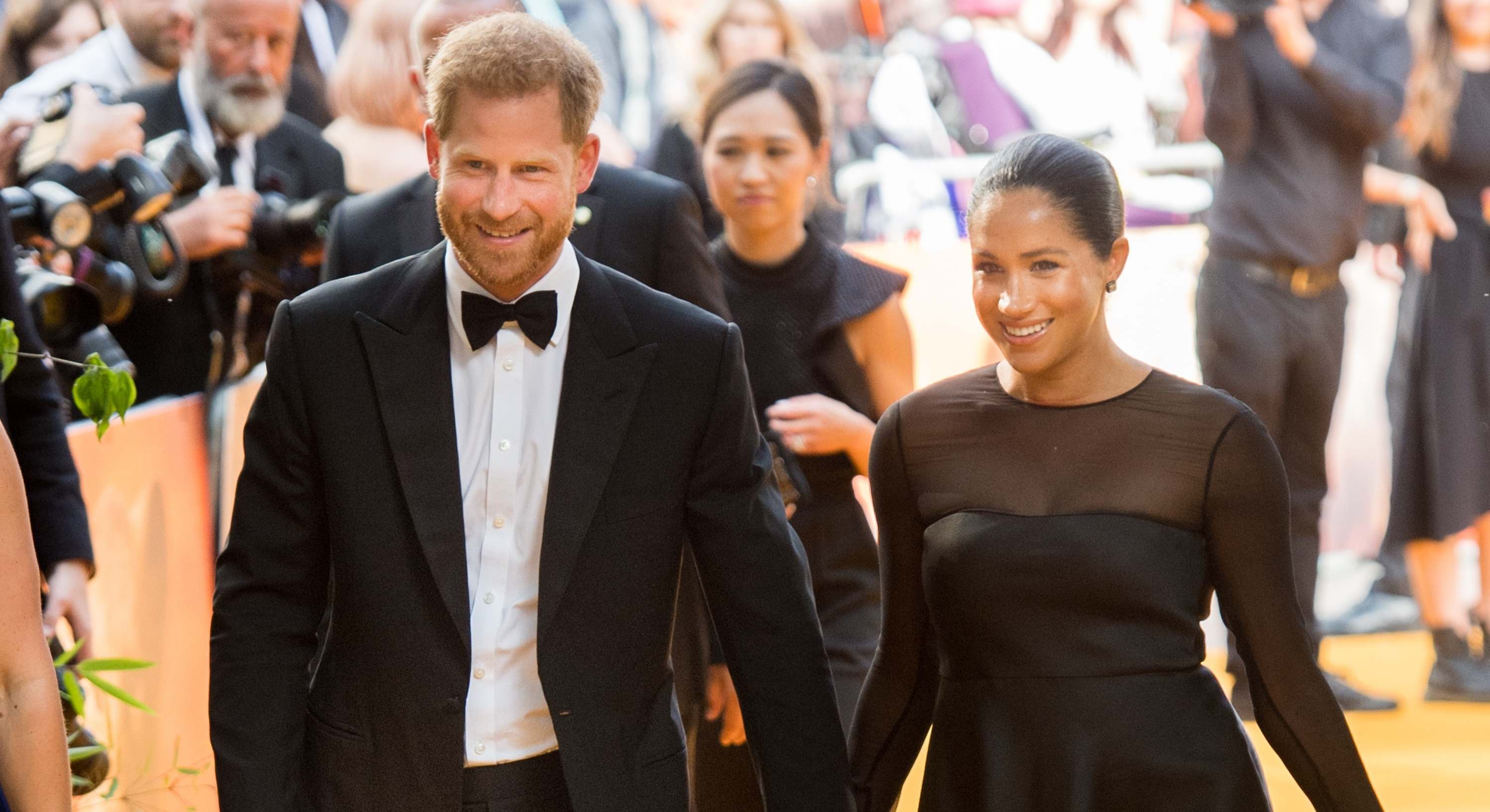 Prince Harry and Meghan Markle are reported to have appointed a new private secretary [Image: Getty]