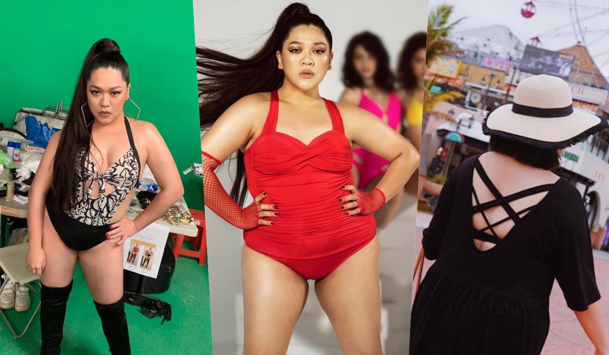 顯瘦穿搭!正能量滿滿~「台版渡邊直美」Amanda劉紀範:穿出個性、肉得漂亮是我的本事