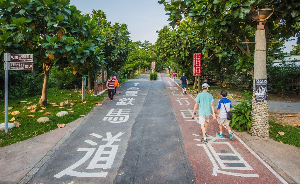后豐鐵馬道與東豐自行車道相連,值得一併遊覽。圖/台中觀光旅遊網