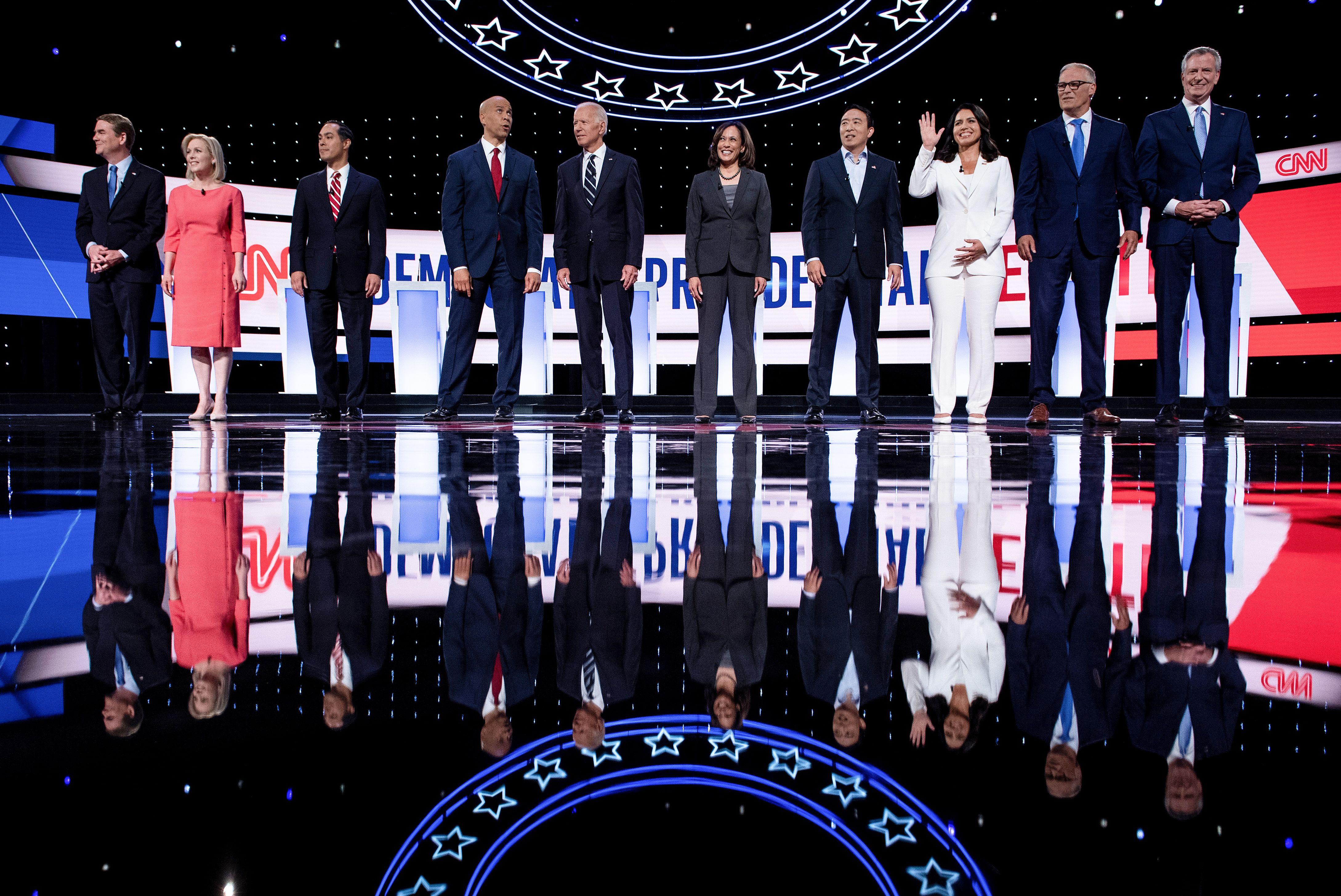 5 key takeaways from the 2nd Democratic debate