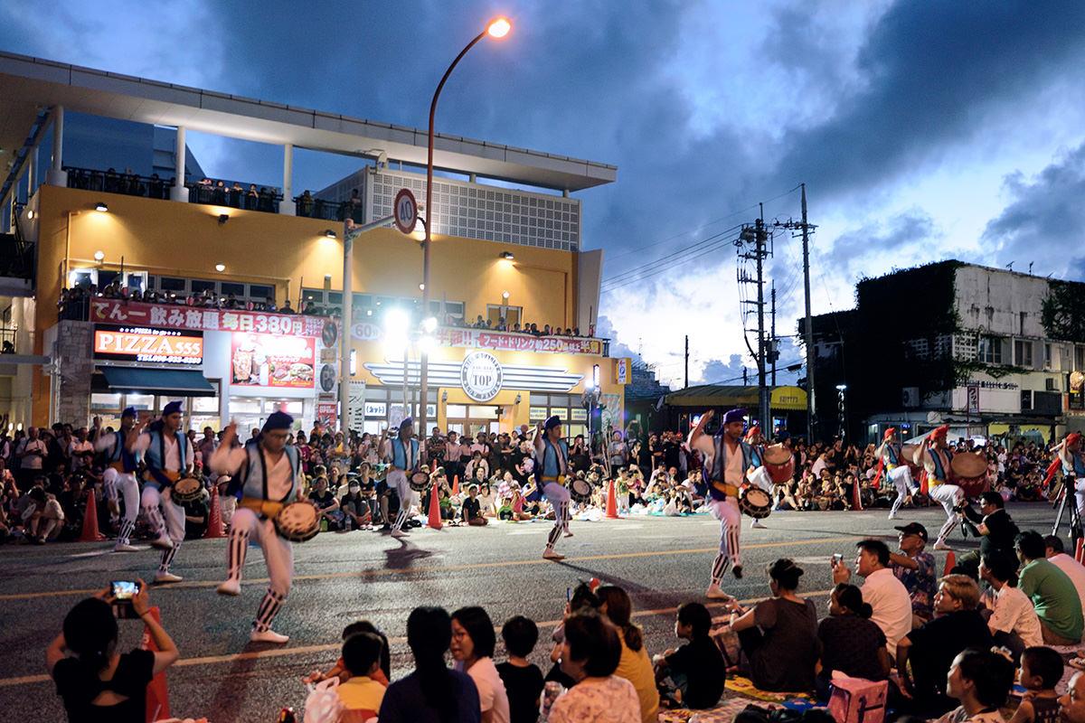 EISA 太鼓舞祭