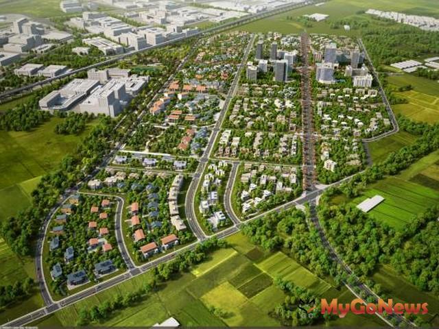 ▲2019年台南市7個大型土地開發案接續啟動,提供優質產業及生活環境(圖:台南市政府)