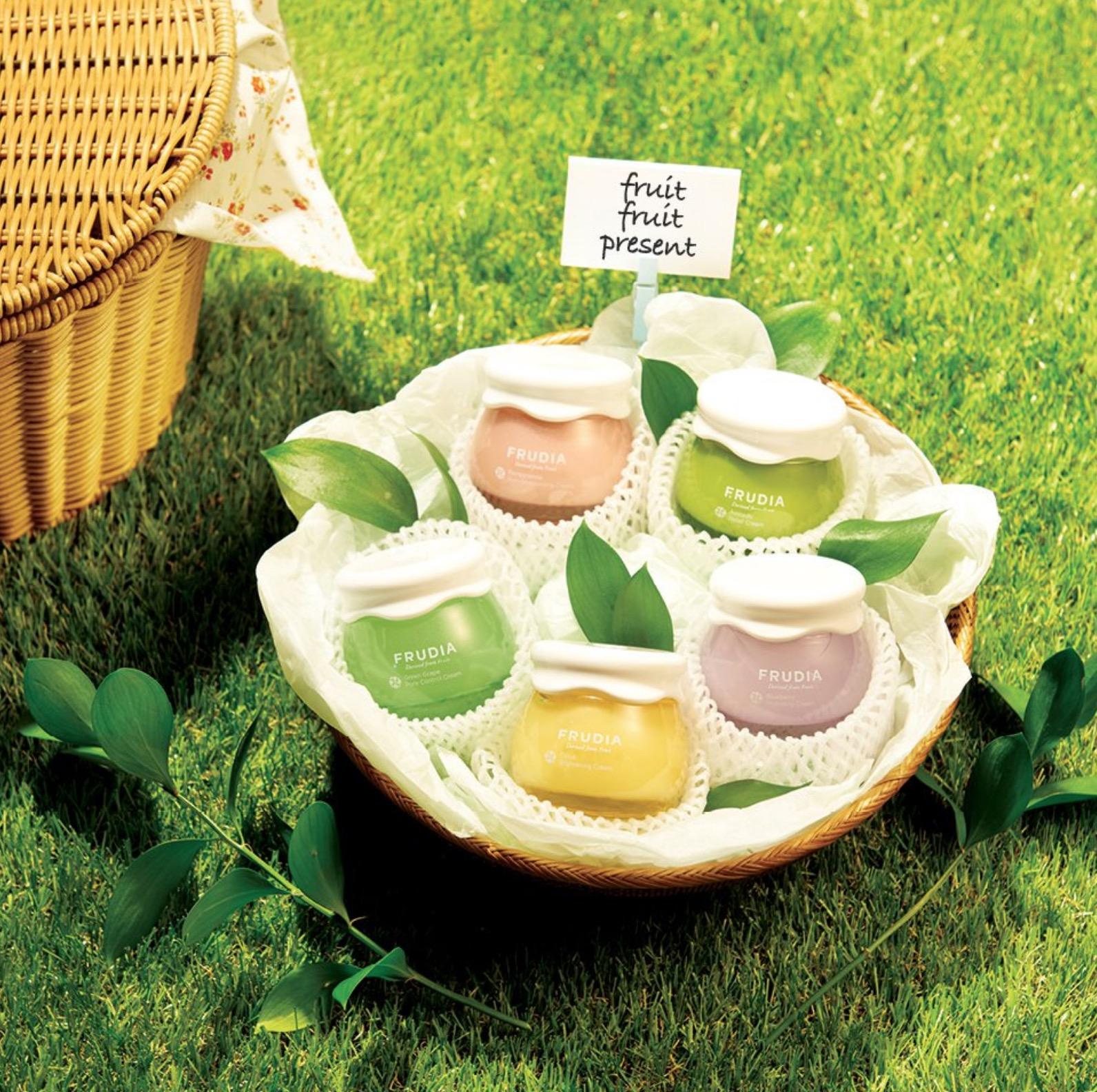 韓國新創水果保養品牌FRUDIA