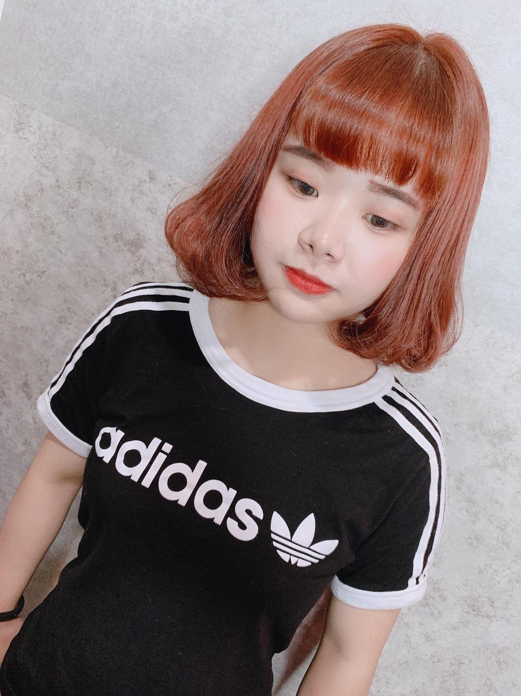 韓星也無法抗拒的「蜜糖髮色」甜美詮釋夏天