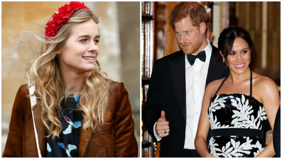 Prince Harry and Meghan Markle are expected to attend Cressida Bonas' upcoming wedding. Photo: Getty Images