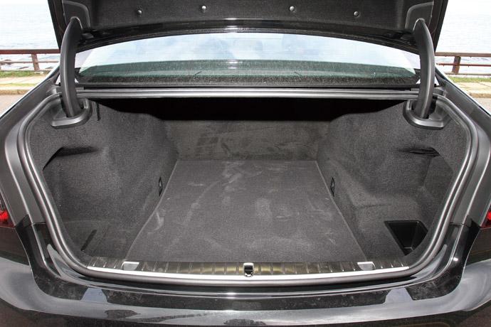 擁有515公升相當夠用的行李廂容量。 版權所有/汽車視界