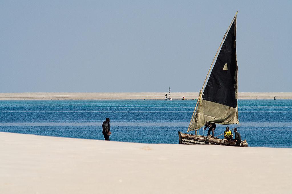 巴扎魯托群島 (Photo by Jullag at English Wikipedia., License: CC BY-SA 2.5, Wikimedia Commons提供)