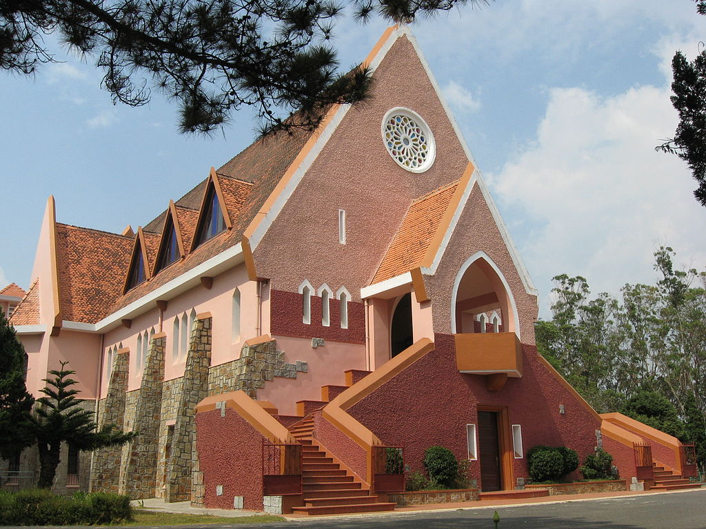 瑪莉修道院(Photo by Diane Selwyn, Wikimedia Commons提供)