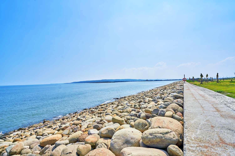 天梯之翼水岸護堤 (圖片來源:新竹市政府)