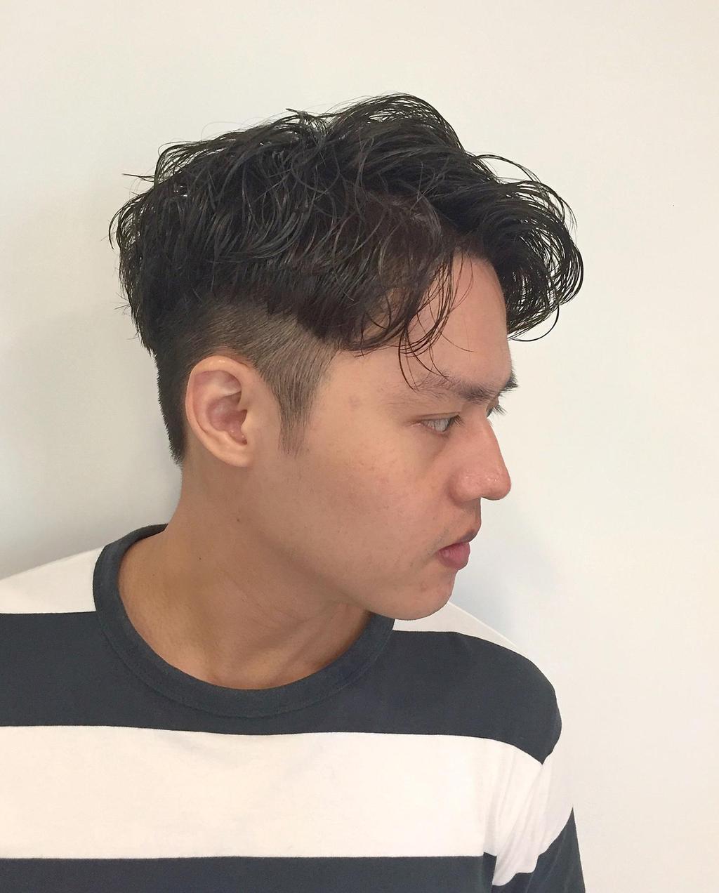 時尚好整理「紋理燙髪」set一下帥氣出門!
