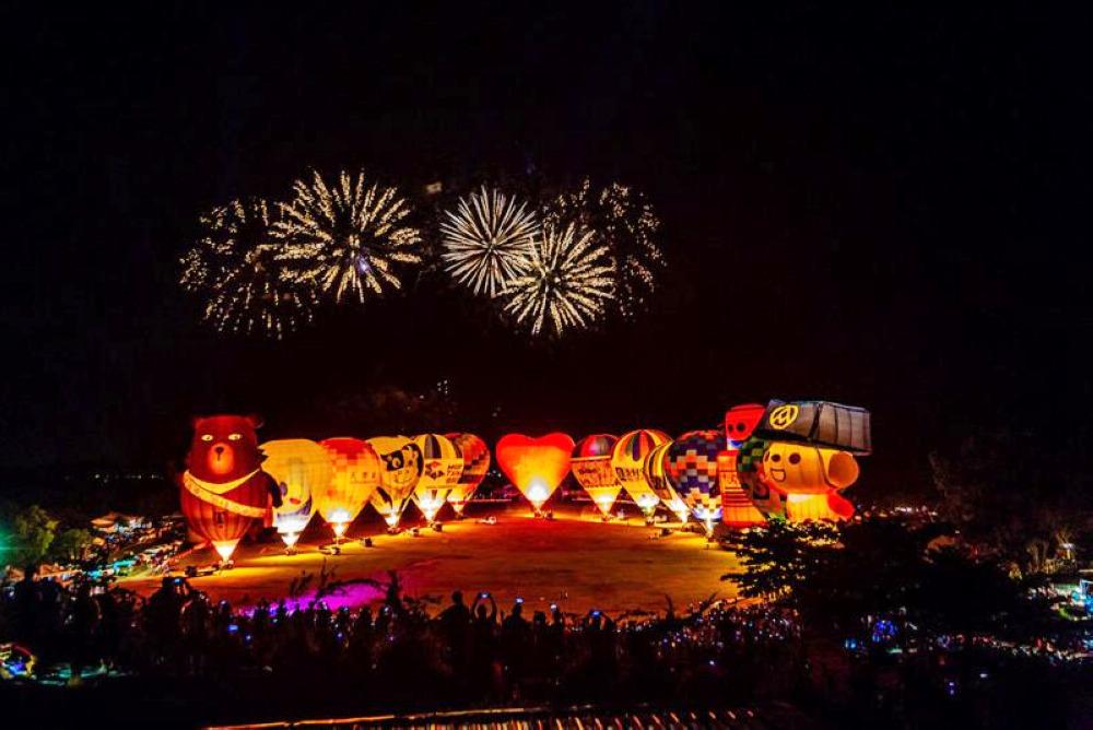 光雕音樂會 (圖片來源:交通部觀光局)