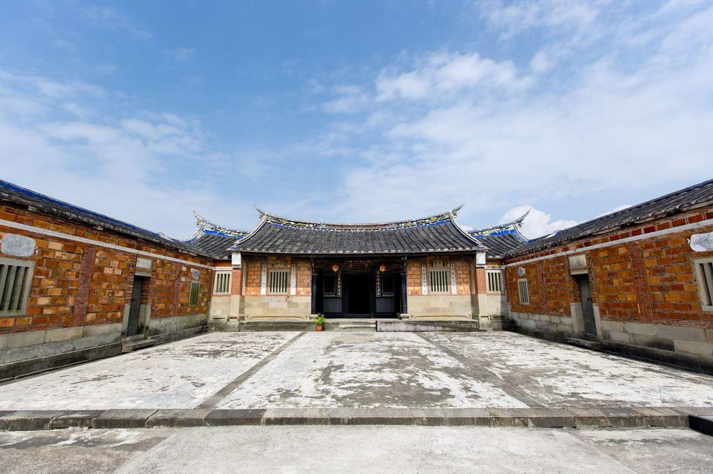 李騰芳古宅為典型紹安客家建築 (圖片來源:桃園觀光導覽網)