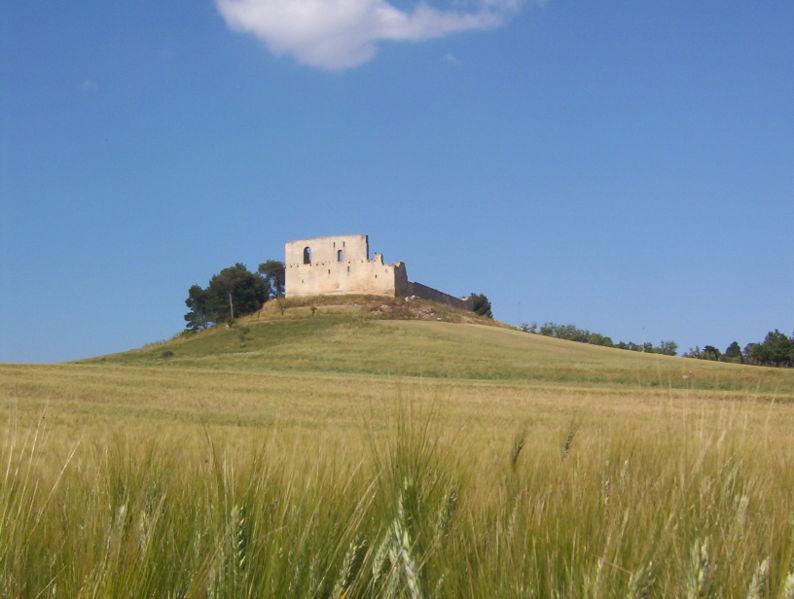 格拉維納城堡 (Photo by Attilios, License: CC BY-SA 3.0, Wikimedia Commons提供)