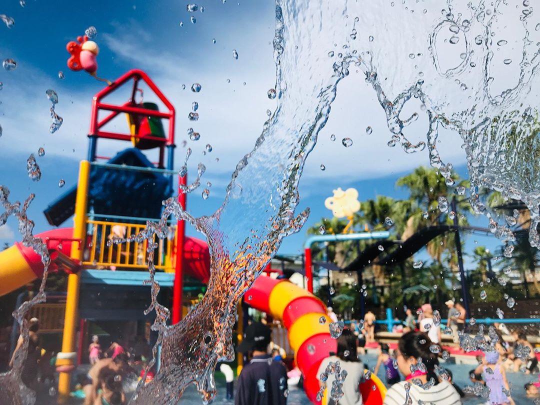 自來水園區位在公館商圈,交通便利。