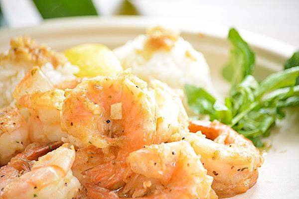 古宇利島蝦蝦飯