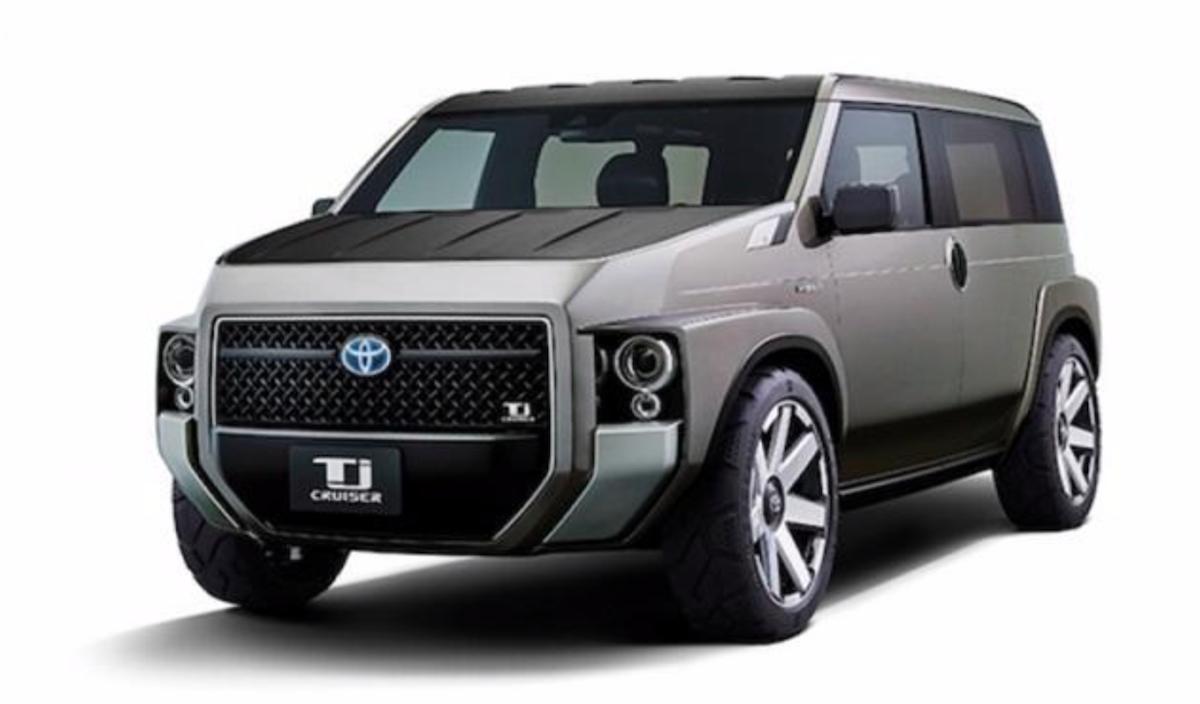 日媒指出,Toyota TJ Cruiser 將於 10 月率先在網路上發表,12 月就會開始預購。