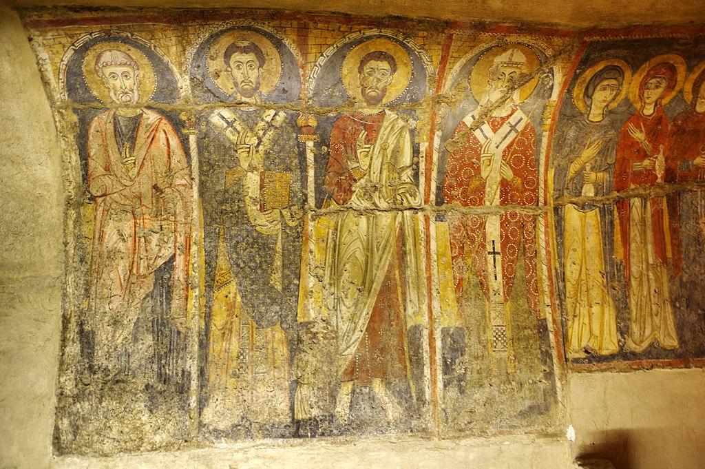 聖維托維奇歐洞穴教堂 (Photo by Berthold Werner, License: CC BY-SA 3.0, Wikimedia Commons提供)