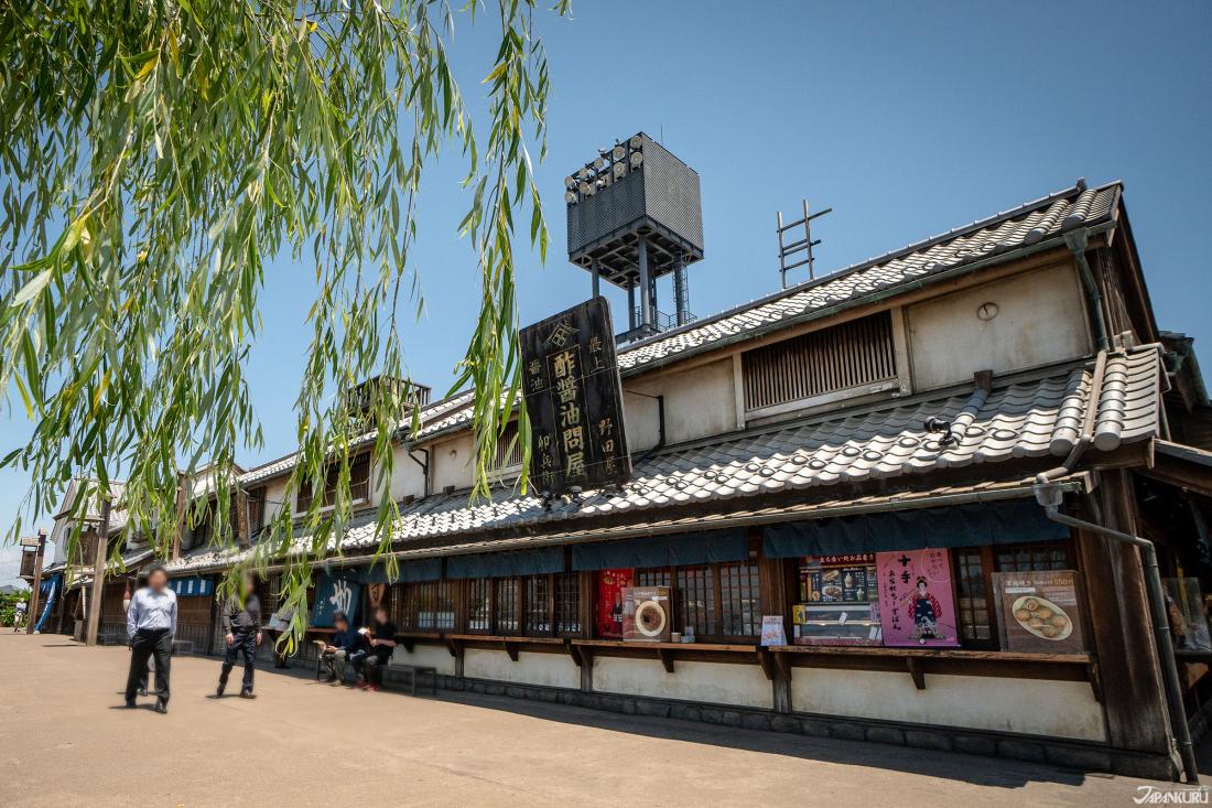 羽生休息站(羽生PA):江戶北上必經之休息站