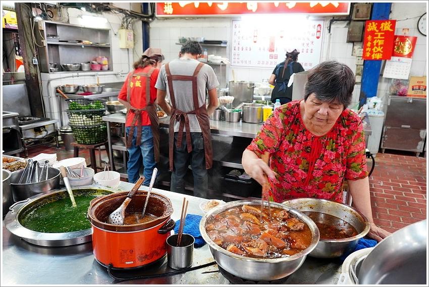 第二市場 山河魯肉飯