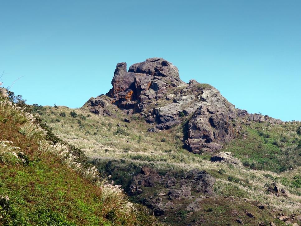 無耳茶壺山是九份的一處私房景點,海拔高約580公尺。圖/黃金博物館官網