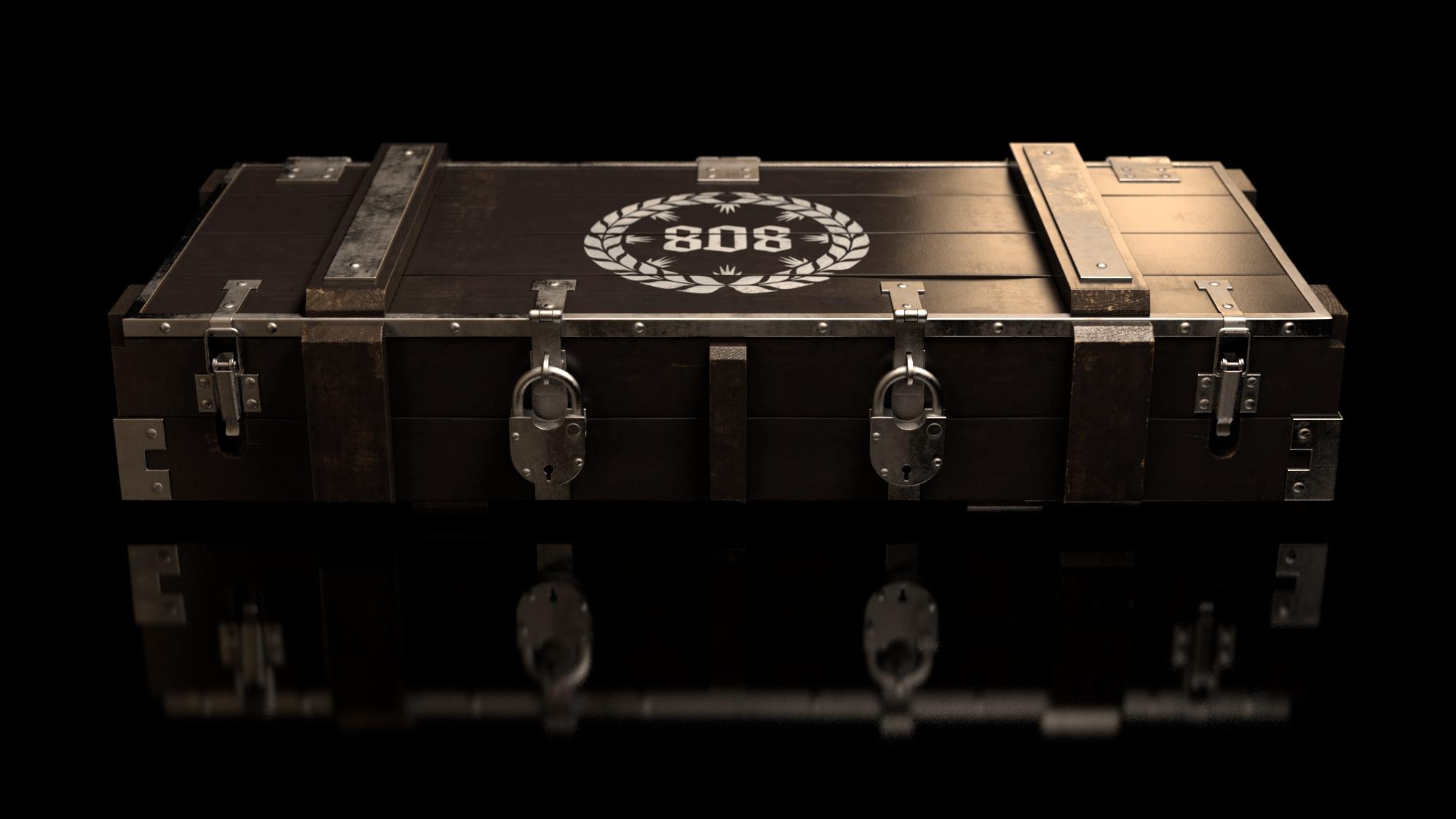 《戰地風雲》戰利品箱