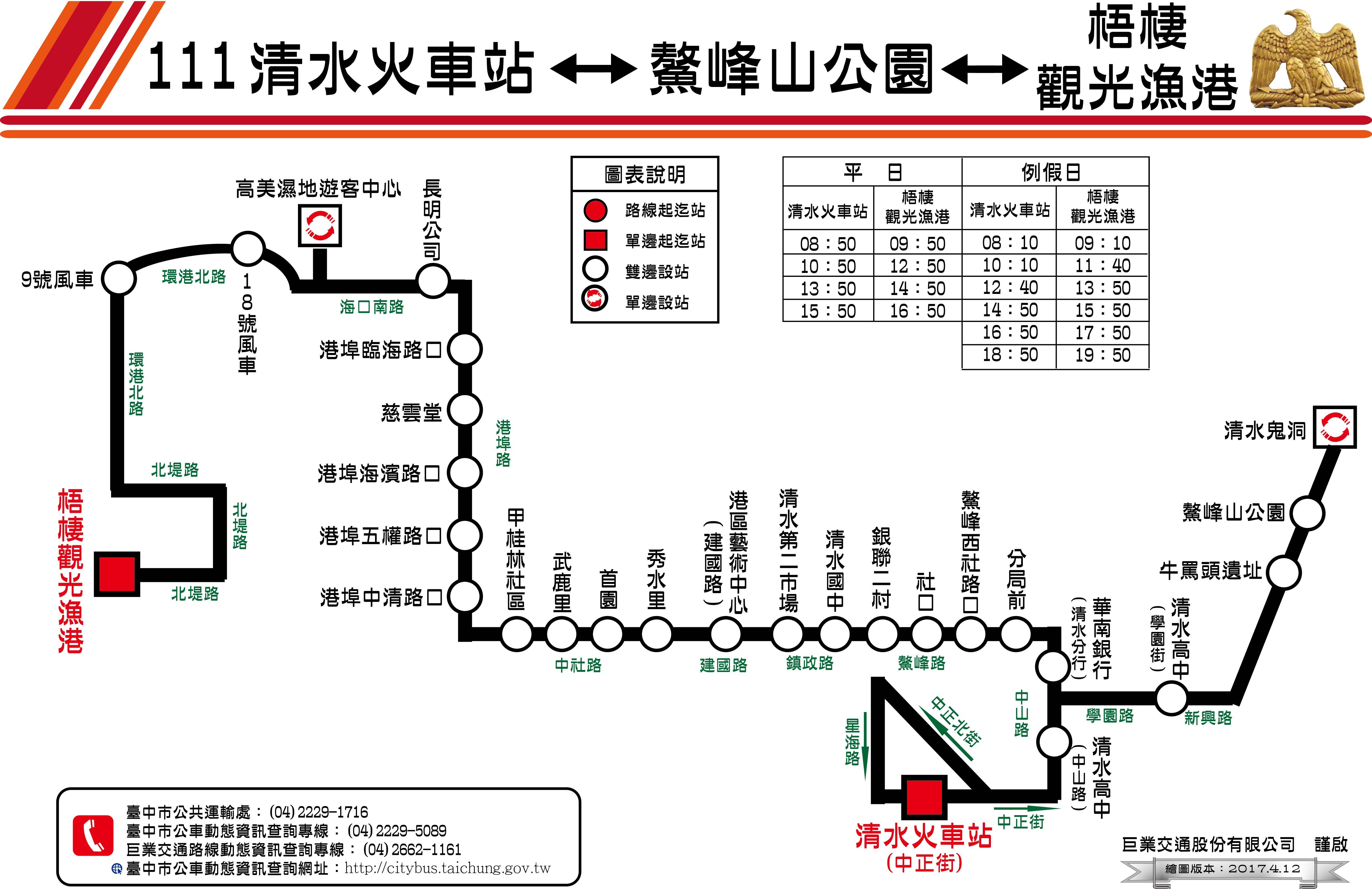 資料來源:台中市政府交通局