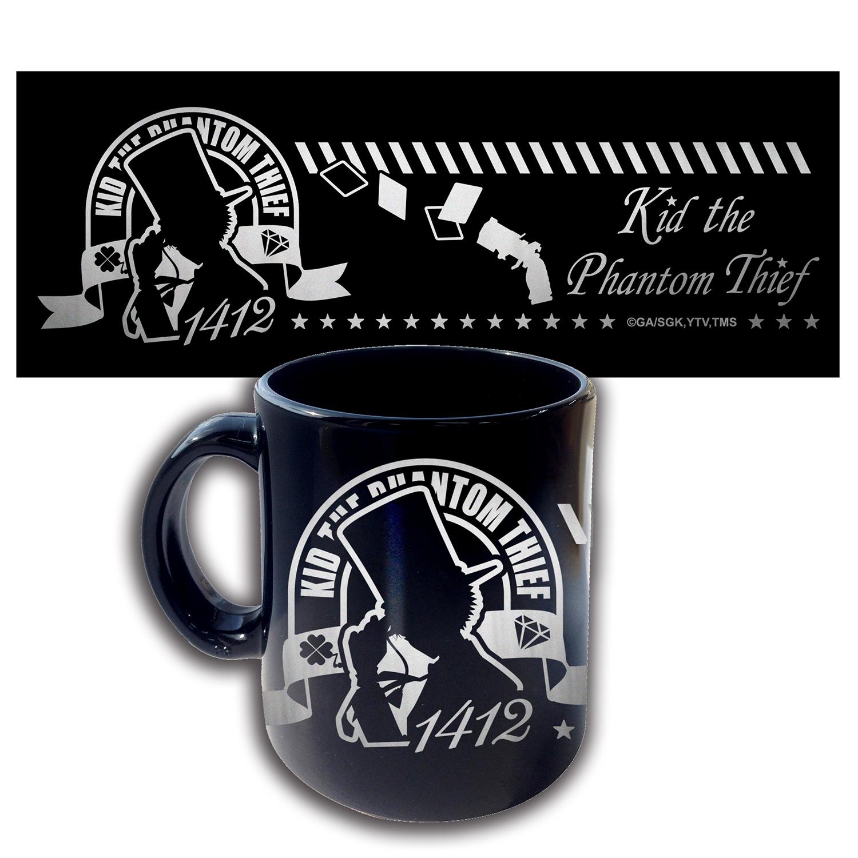 怪盜基德咖啡館限定商品──怪盜基德咖非杯。