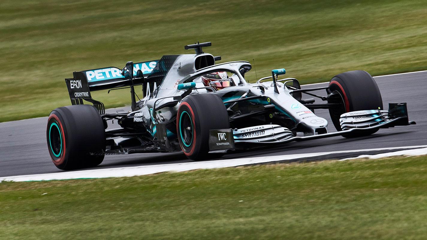 匈牙利GP自由練習一Hamilton居首