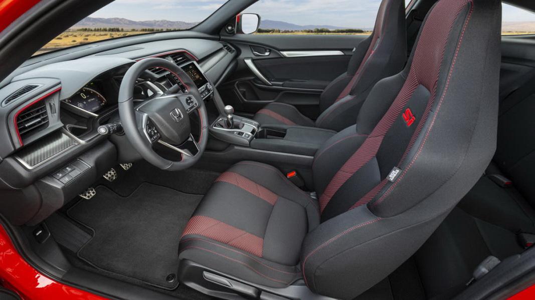 2020 Honda Civic Si北美曝光 更具侵略感更安全 Yahoo奇摩汽車機車
