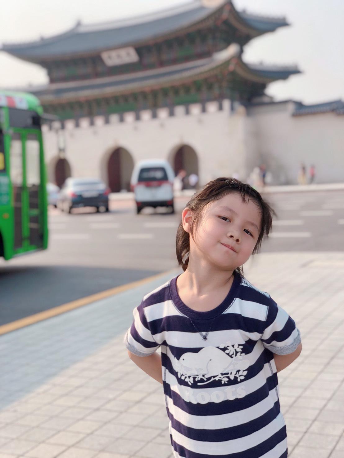 ▲Kim認為,只要全家人一起,不管去哪裡旅遊都無所謂。