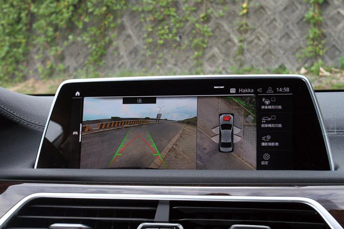 導入10.25吋中控觸控螢幕,並採iDrive系統。 版權所有/汽車視界