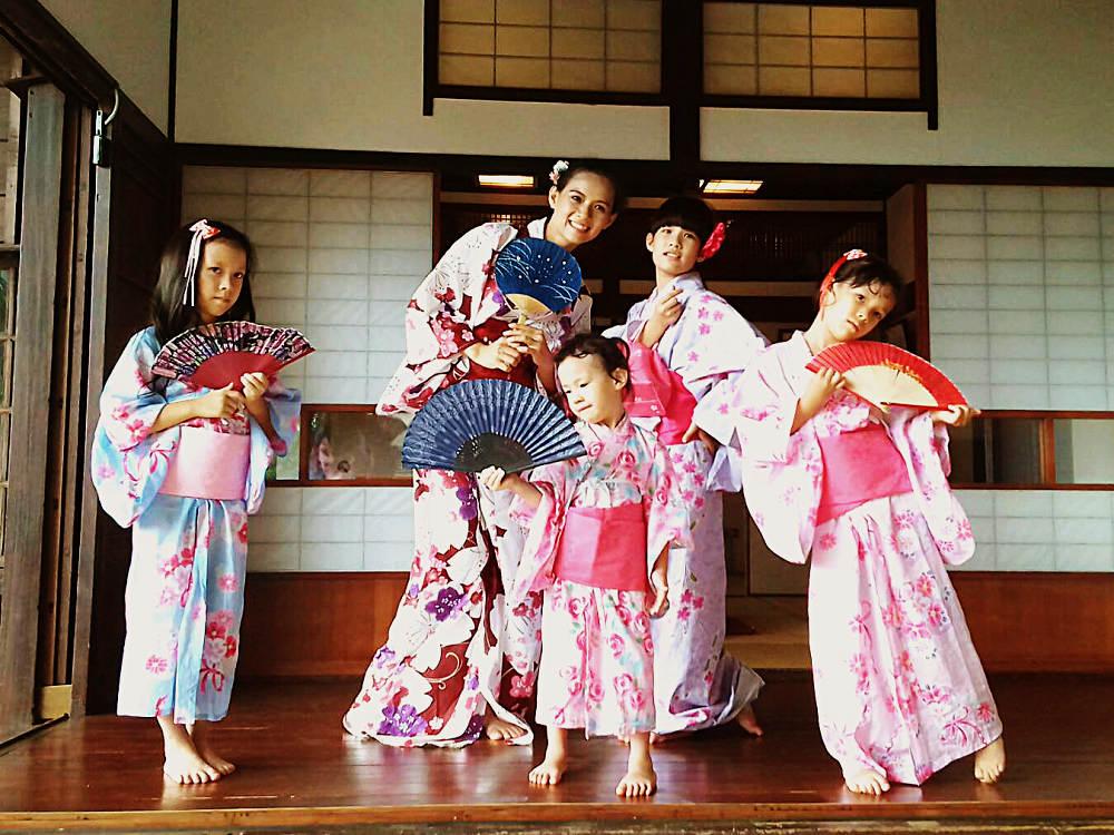 酷愛隨時都拍照打卡的網路紅人們,多田榮吉故居的浴衣體驗活動回來了 (圖片來源:新北市立淡水古蹟博物館)