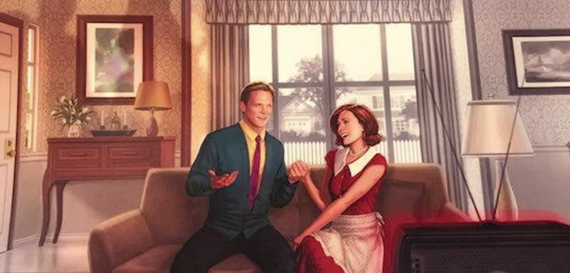 保羅貝特尼:「汪達與幻視」將結合各式情境喜劇