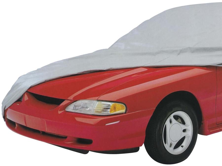 逐漸少見的汽車用品—車罩