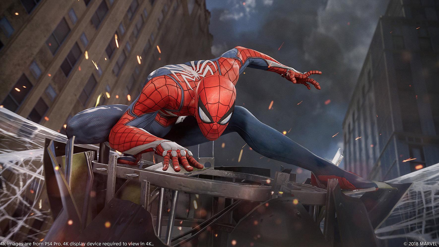 像是蜘蛛人這種單人遊戲可能就沒機會移植了。(圖源:Marvel's Spider-Man)