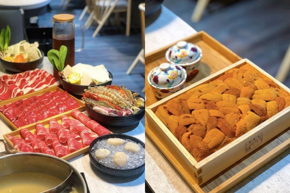 日本直送的海膽飯,讓人垂涎欲滴!