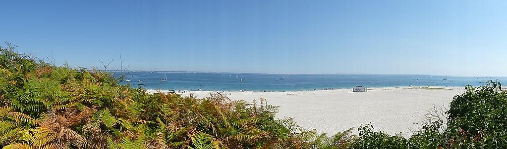 大沙灘 (Photo by chisloup, License: CC BY 3.0, 圖片來源web.archive.org/web/20161103065341/http://www.panoramio.com/photo/132825986)
