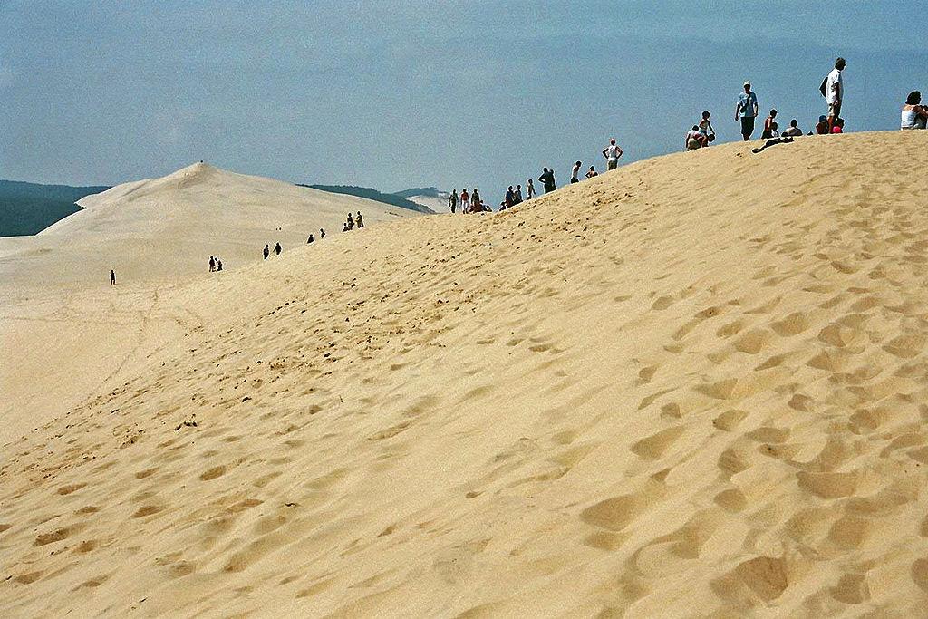 皮拉沙丘 (Photo by Philippe Manaël, Wikimedia Commons提供)