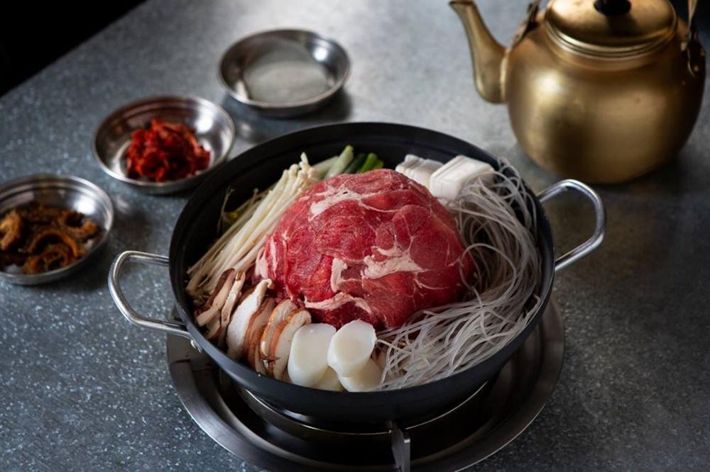 想吃韓式烤肉,不妨去51 BBQ解解饞。