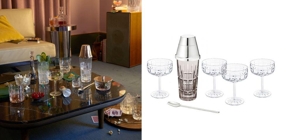 從法國DIOR MAISON、愛馬仕旗下級水晶品牌Saint Louis到西班牙國民品牌ZARA HOME透過歐式設計裝點出家居高級感!