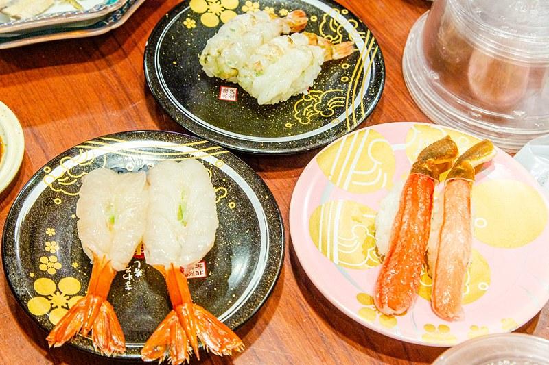 もりもり壽司 (近江町店)