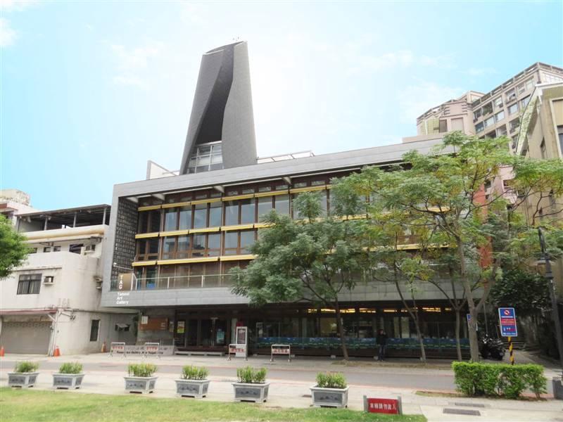 淡水藝術工坊是新北市首座公共綠建築。圖/新北市觀光旅遊網