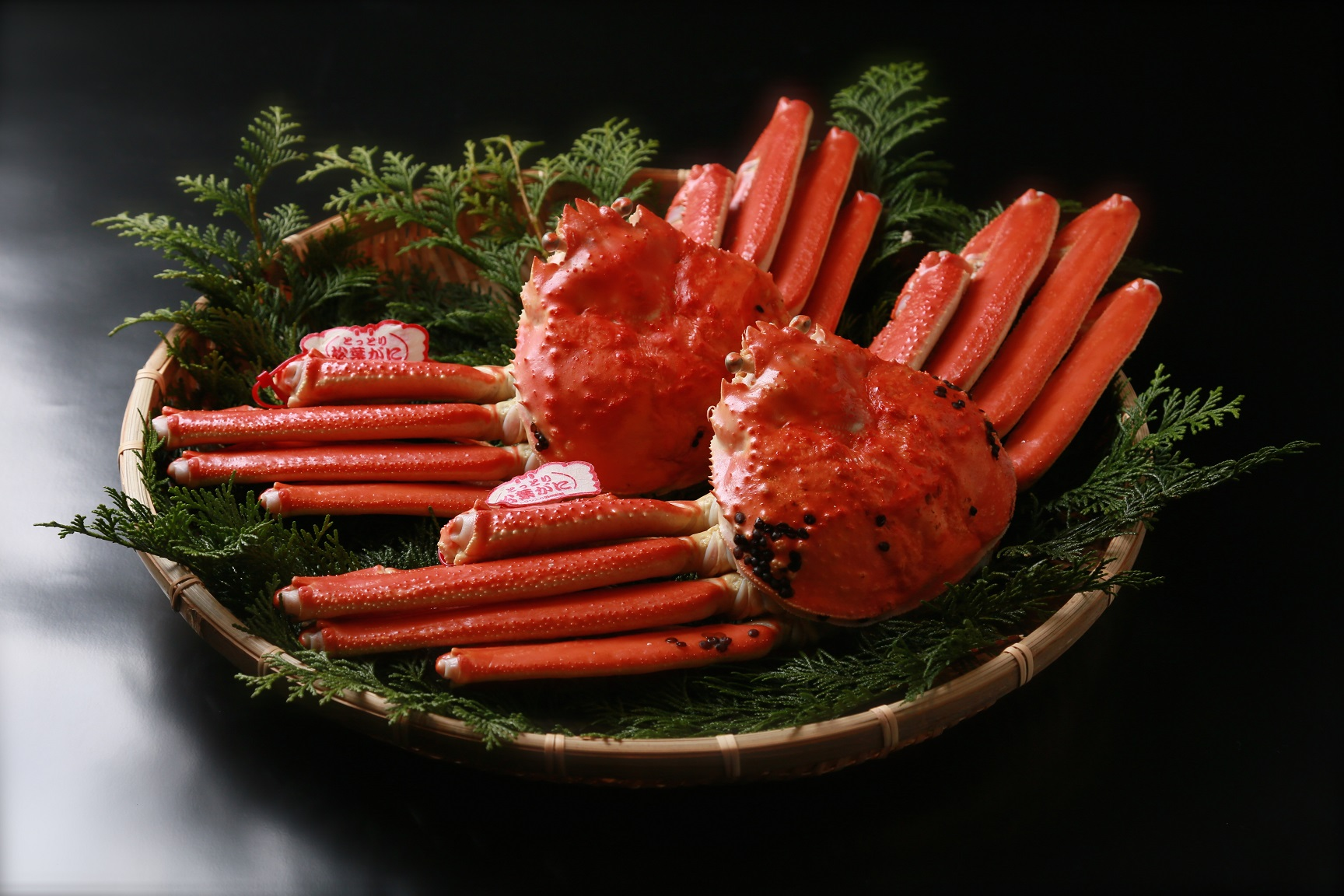 ▲肉質鮮甜的松葉蟹相當美味(圖/鳥取縣觀光交流局)